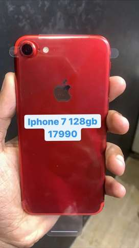 Apple iphone 7 128gb 100% condition 100% bettery helth