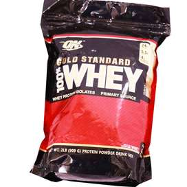 GOLD STANDARD 100% WHEY PROTEIN 2 LBS