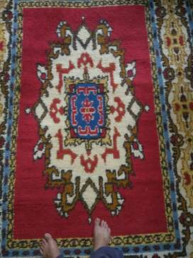 Rajasthani Hand Knotted Carpet