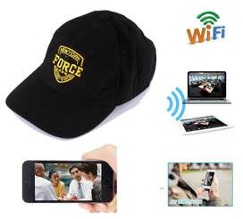 Spy WiFi Night Vision Cap