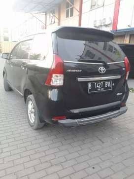 Avanza g at 2013. Mobl mulus cakep