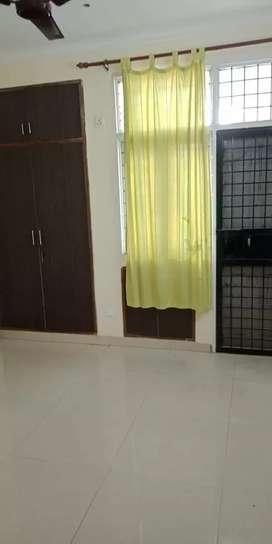 1room kitchen builder floor located in saket