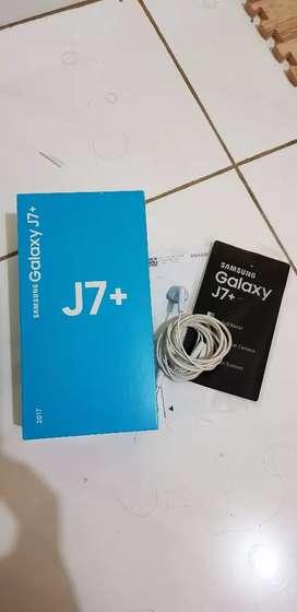 Cuci gudang Samsung J7+ 32 GB + Xiomi 4X 16 32 GB