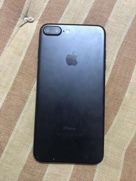 Iphone 7 plus 128 gb in good condition at cheap price