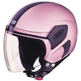 Studds Open Face Helmets for girls and womens in Pink Color