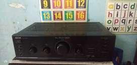 Amplifier AKAI Stereo Integrated Amplifier
