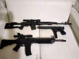 Senjata mainan anak