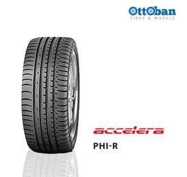 Ban mobil accelera phi R Ukuran 205/50 R15 bisa untuk yaris Etios Vios