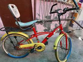 Branded cycle upto 7 yrs to 8yrs child