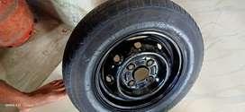 Medium tyre new drum