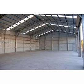 Industrial Shed Ready to Use