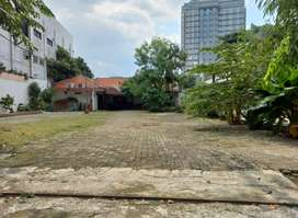 Disewakan tanah pinggir jalan ..utan kayu , Jakarta