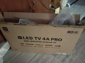 Brand new only one day used TV