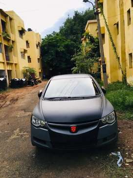 Honda Civic 2007 Petrol 97000 Km Driven