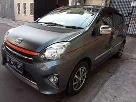 Toyota Agya G 1.0 mt 2015 tdp 9jt angs 2.767 x 47 bln