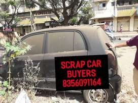 Use car buyers for scrap
