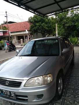 City Z 2001, 1500 CC, Manul, Bensin, Mesin Kering Ac Adem
