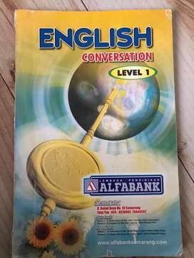 Buku bahasa inggris conversation