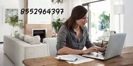 Data entry work with everyday payments in bank account