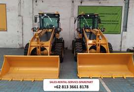 Wheel Loader Sonking Turbo Yunnei Engine 76Kw Murah Tanpa PPN