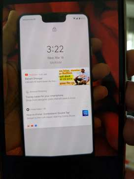 Google pixel 3xl , 5month old with bill box everything