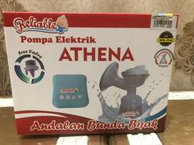 alat pompa asi elektrik Athena reliable