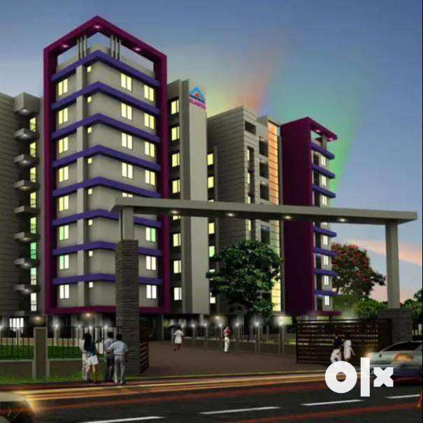 Super Luxury Apartmens in Koorkencherry,Thrissur3 Bed