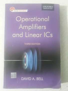 Electrical engineering. Operational Amplifiers  by David A Bell