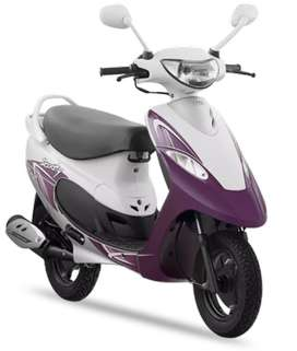 Tvs Scooty pep+ for sale