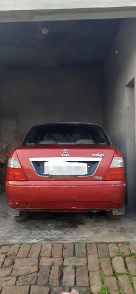 TATA indigo LX 2oo6 model ac red colour