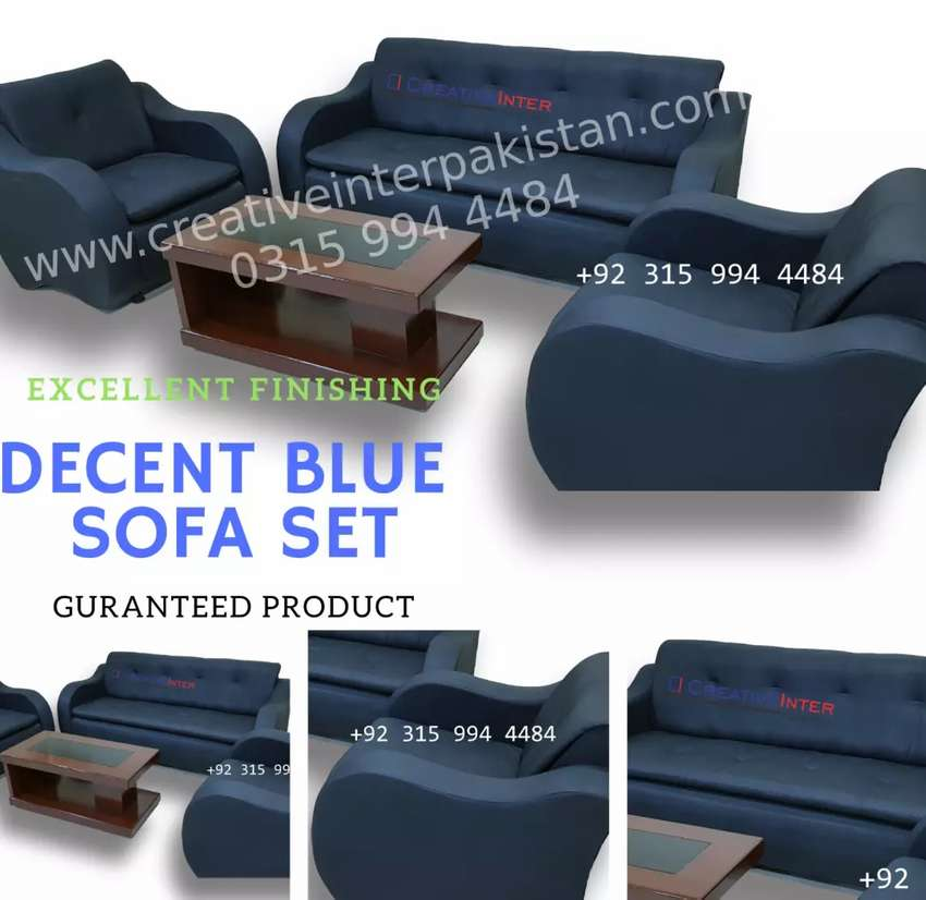 Sofa Set 5 Seater affordablrates Chair bed Office Table study bedroom 0
