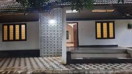 House for rent at Thiruvalla.