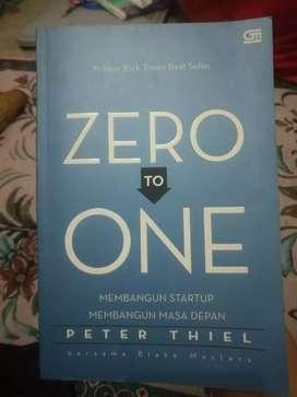 Zero to One Membangun Startup Membangun Masa Depan