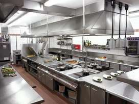 Cloud kitchen available for rent with live sweegie zomato id