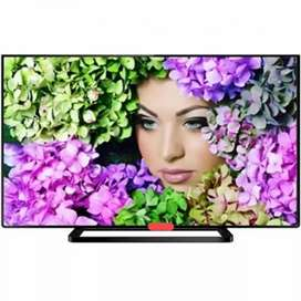 """40"""" smart ultra HD android led TV with 3 year onside warranty"""