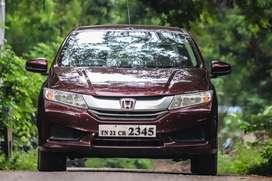 Honda City 2011-2013 S, 2014, Diesel