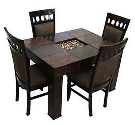 New Luxury Teak Dining Table 4 Seater / 6 Seater - Direct factory sale