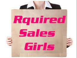 Sales Girls/ Sales Representative