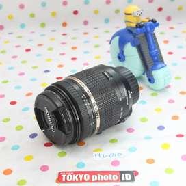 Lensa Nikon Tamron 18-270mm VC PZD