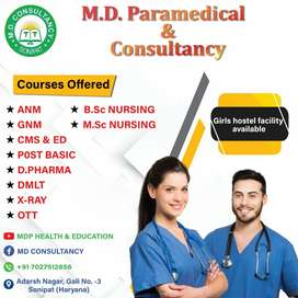 All types of Peramedical course available here