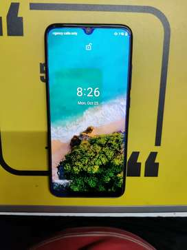 MI A3 6 RAM + 128GB ROM IN BEST WORKING CONDITION WITH 9 BACK COVERS
