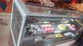 Bakery counters