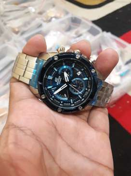 Jam casio Edifice EFR-559 DY Stainless stell 45mm