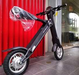 Skuter listrik type k-bike by SELIS