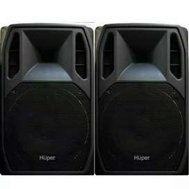 icicil Speaker Aktif Huper AK15 Dengan Proses Kredit Cepat Dan Expres