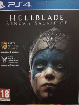 PS4 Hellblade second