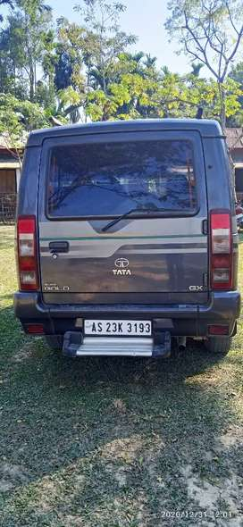 Tata Sumo Gold 2012 Diesel Good Condition