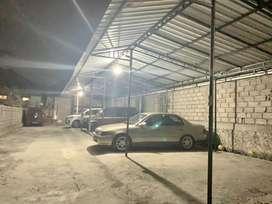 Disewakan garasi mobil tabanan