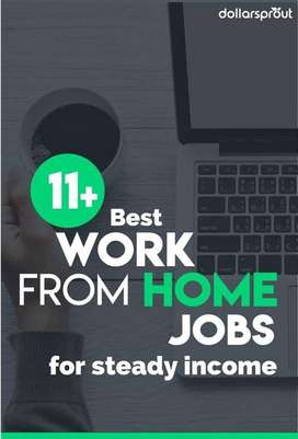 Work from home. Weekly Payment.Make Money With Simple Part Time Jobs