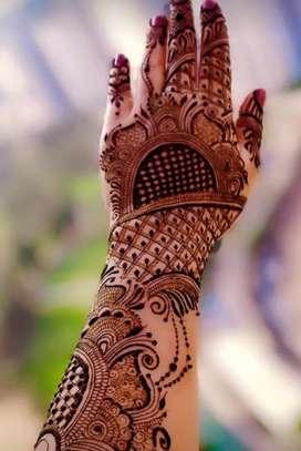 Bharati mehandi art